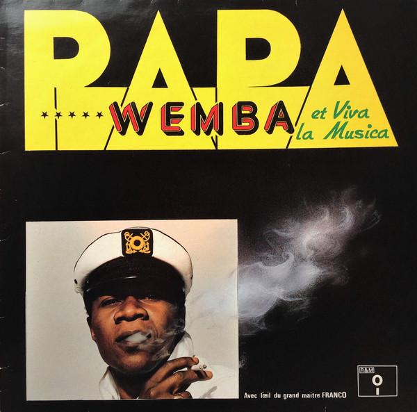 Papa Wemba Et Viva La Musica_Ma Bijoux