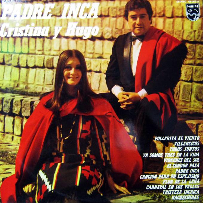 Cristina y Hugo Padre Inca