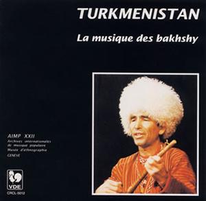 Turkmenistan Bafusi no Ongaku