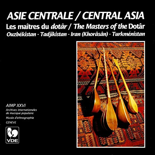 Central Asia master of the Dotar
