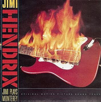 JimiHendrix_Jimi Plays Monterey