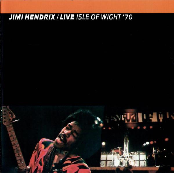 Jimi Hendrix Live Isle of Wight 70