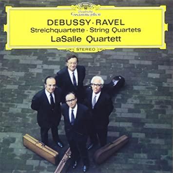 Debussy Ravel_StringQ_LaSalleQ