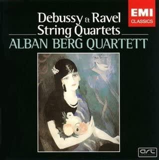 Debussy Ravel_StringQ_AlbanBergQ