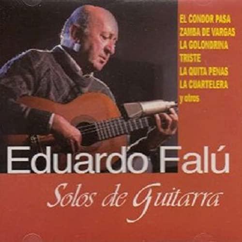 Eduardo Falu_ Solos de guitarra