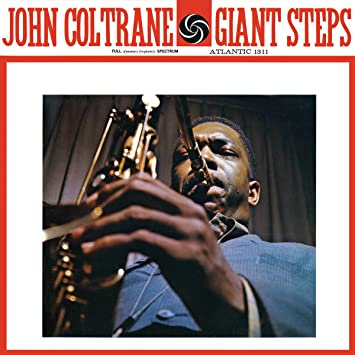『John Coltrane_Giant Steps』