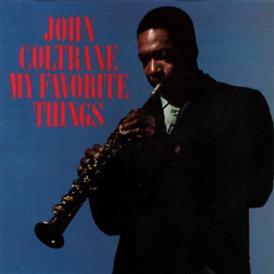 John Coltrane My FavoriteThings