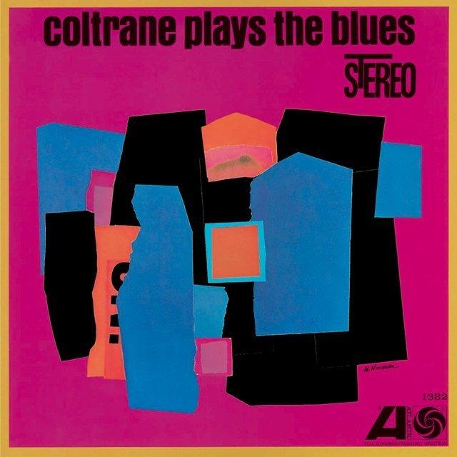 John Coltrane Plays the Blues