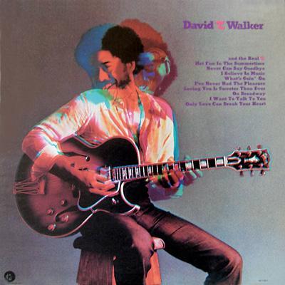David T Walker