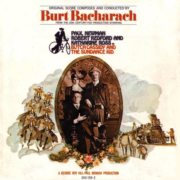 Butch Cassidy and Sundance Kid_Soundtrack