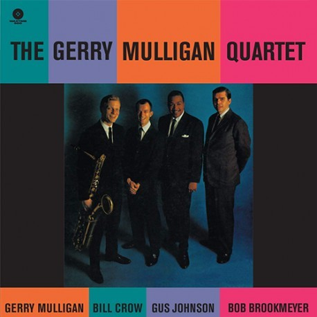 Gerry Mulligan Quartet_The