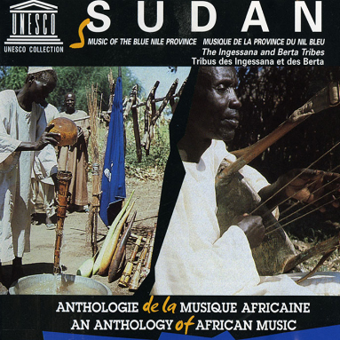Sudan_Blue Nile_Ingessana and Berta Tribes