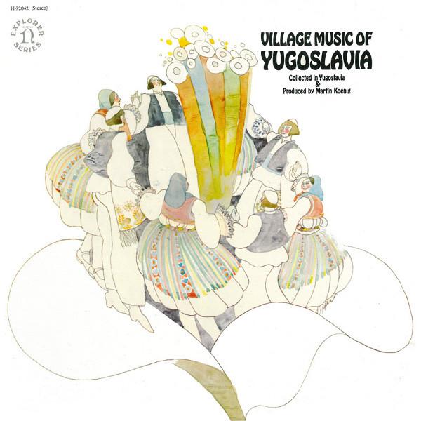 Village Music of Yugoslavia