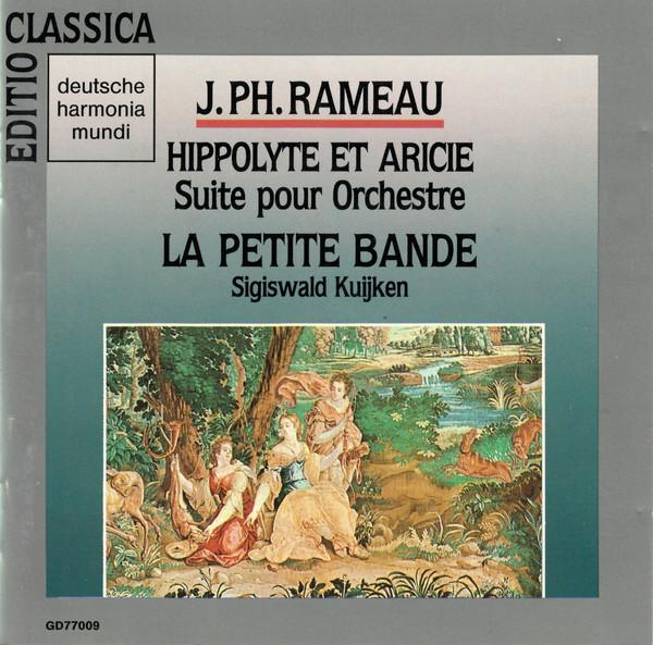 Rameau_Hippolyte Et Aricie_PetiteBande