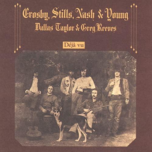 Crosby, Stills, Nash Young_Deja Vu