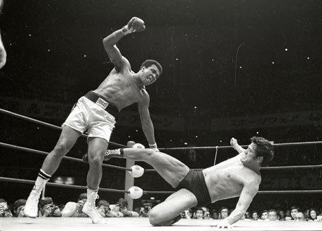 Inoki vs Ali