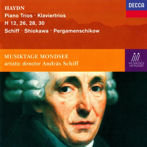 Haydn_PianoTrio 12 26 28 30_Schiff