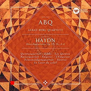 Haydn_StQ 76 77 78_AlbanBergQ