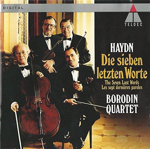 Haydn Seven Last Words borodin quartet