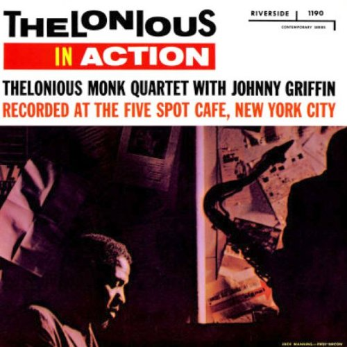 Thelonious Monk Thelonious in Action