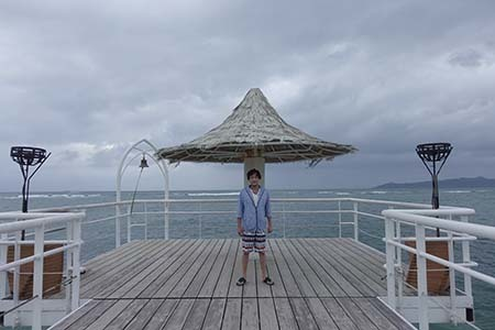 フサキビーチ1