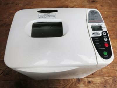 210428-17=ヨモギ食パン作り,リーガルブレッドメーカー(K6745) aPBR