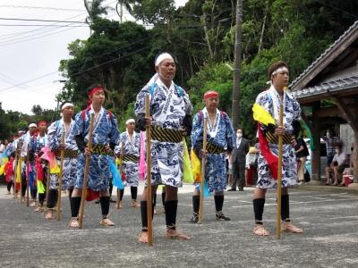 210724-22=2021年ONA祇園まつり棒踊り,成人 aONA温泉前