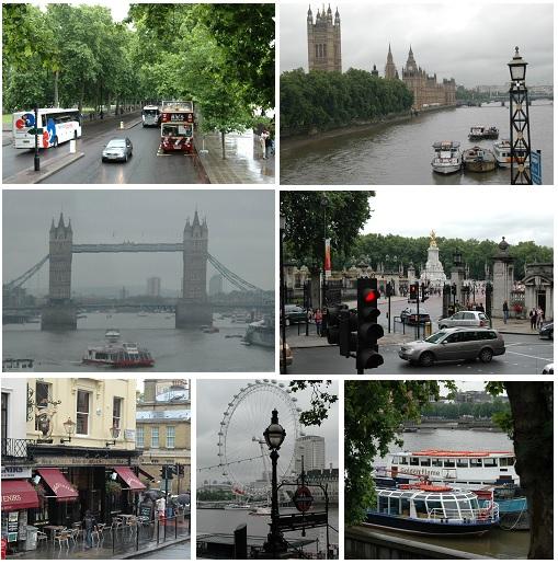 ロンドン遊覧