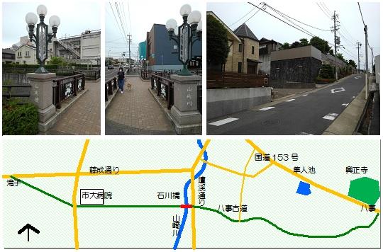 石川橋マップ