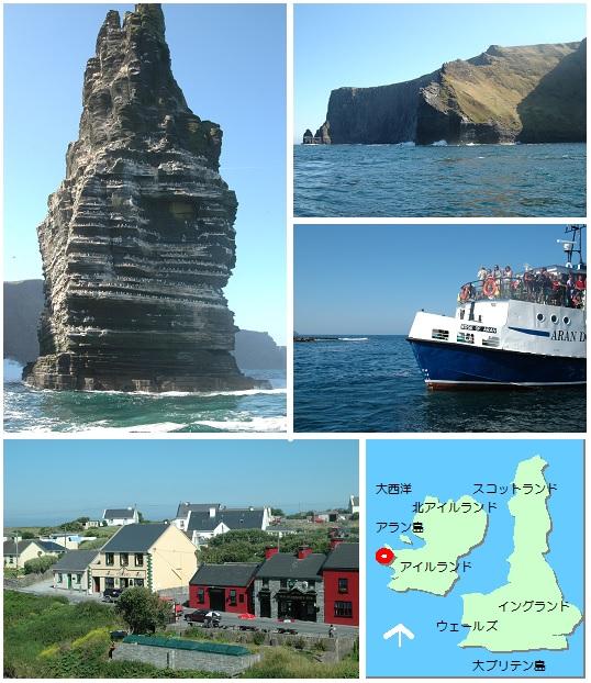 アイルランド西海岸