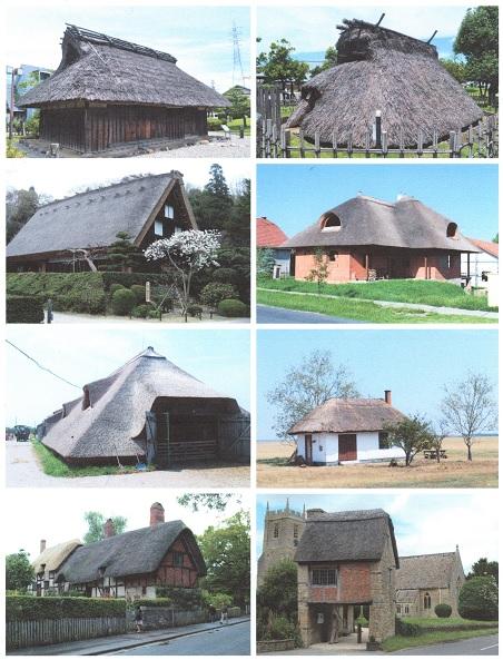 草葺の家G