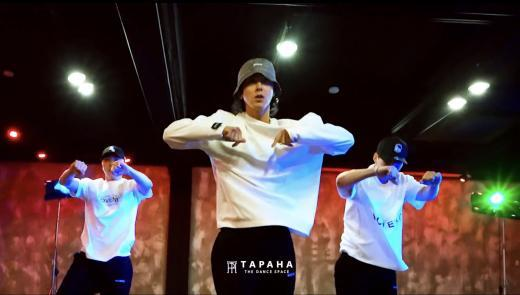201214ユノHip-Hop Choreography
