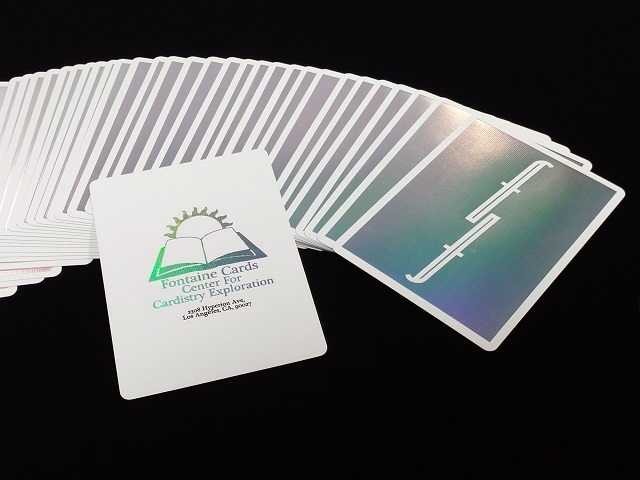 Fontaine Playing Cards Holographic (5)