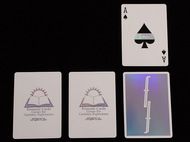 Fontaine Playing Cards Holographic (6)