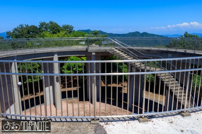 十文字山展望台