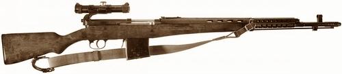 トカレフSBT-40 ミラー