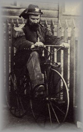 ノートン サブ自転車2