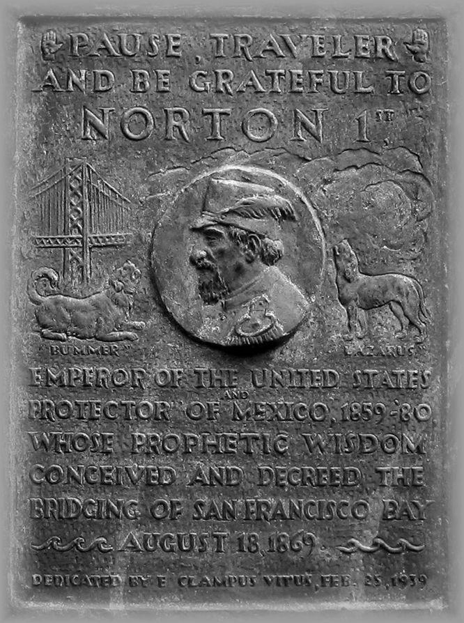 ノートン サブ墓