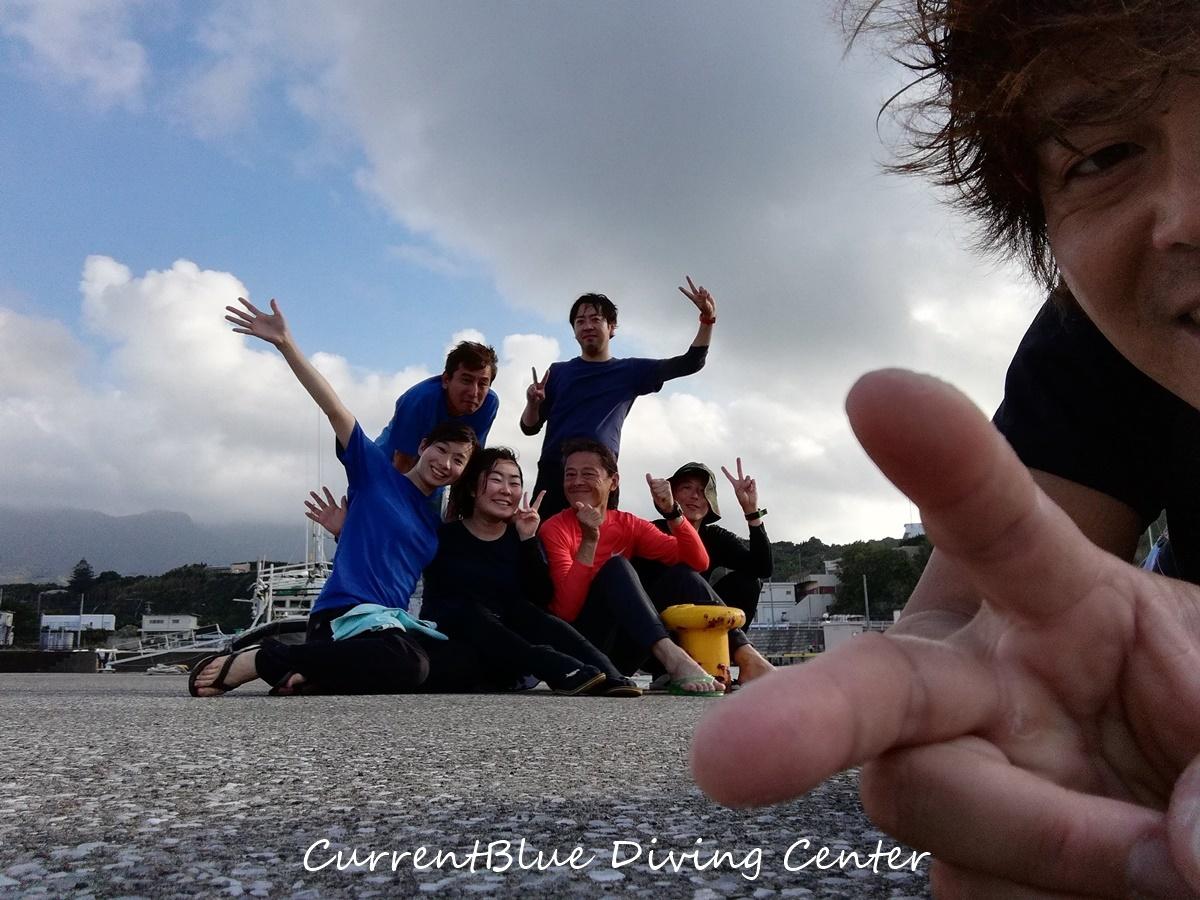 八丈島ダイビングカレントブルー (1)