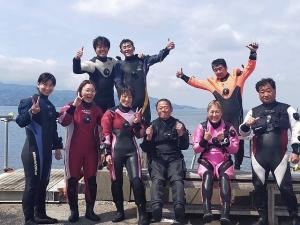 210425獅子浜ダイビング集合 (2)