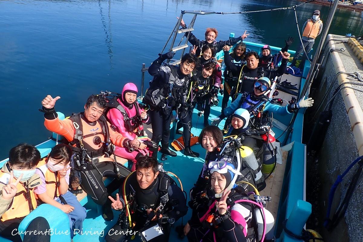 ダイビングイベント12周年カレントブルー (8)