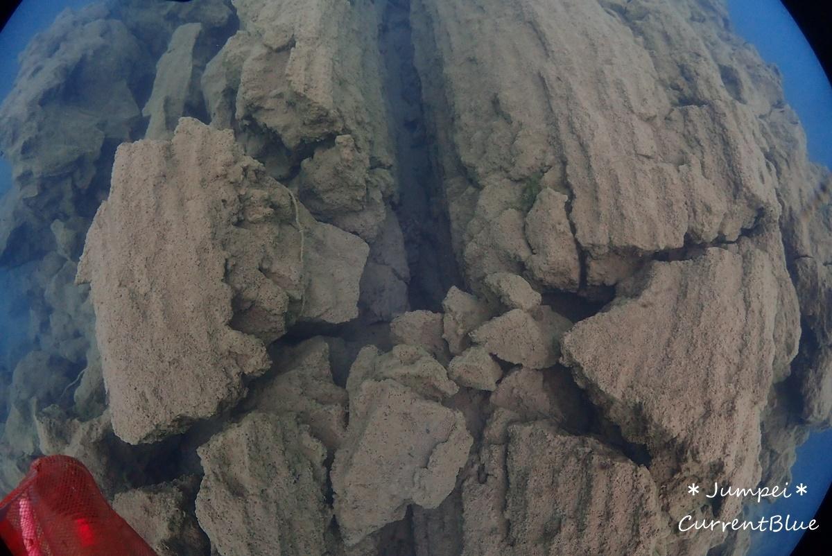 本栖湖溶岩ダイブ (4)