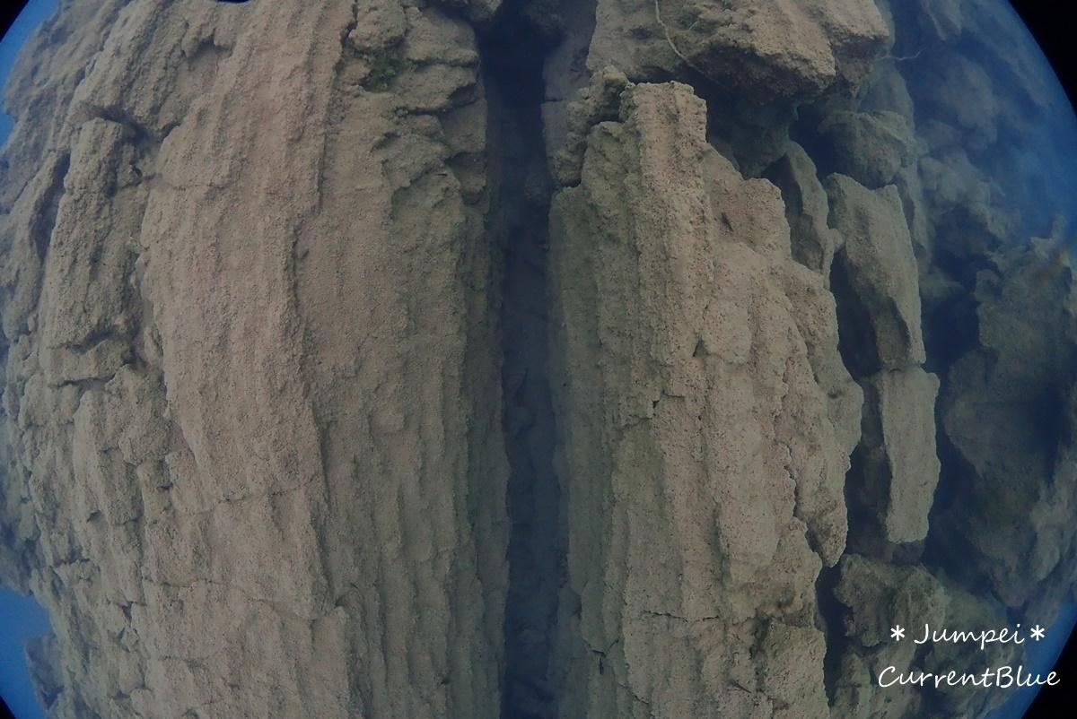 本栖湖溶岩ダイブ (7)