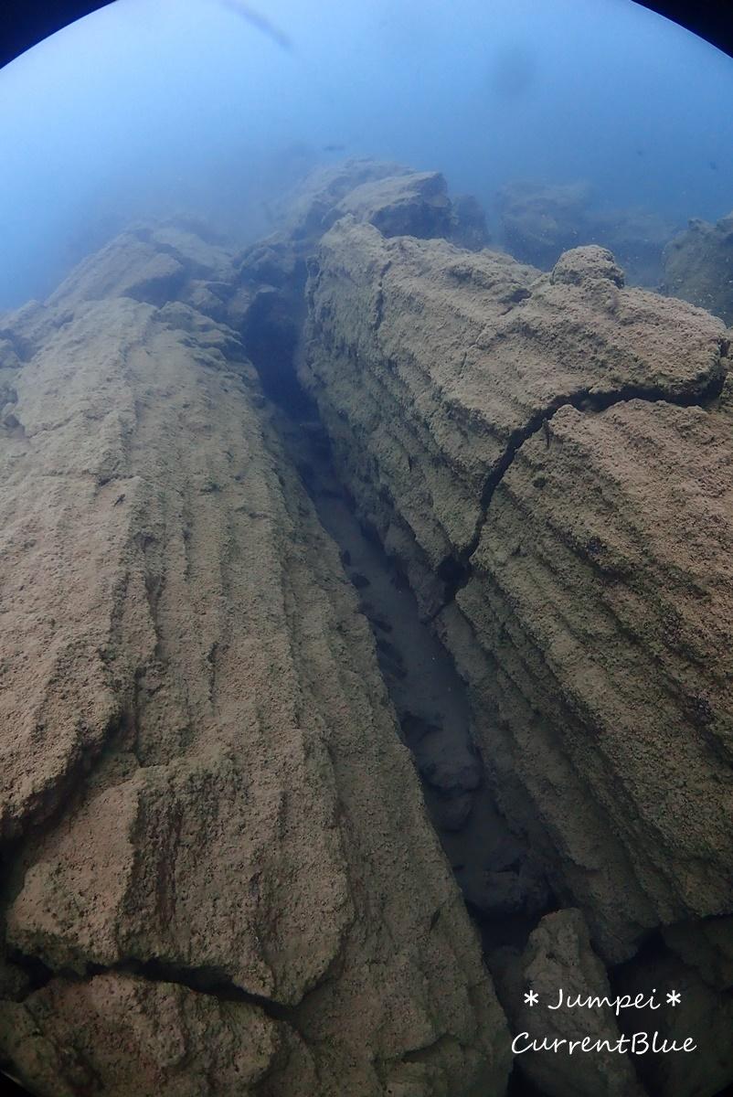 本栖湖溶岩ダイブ (9)