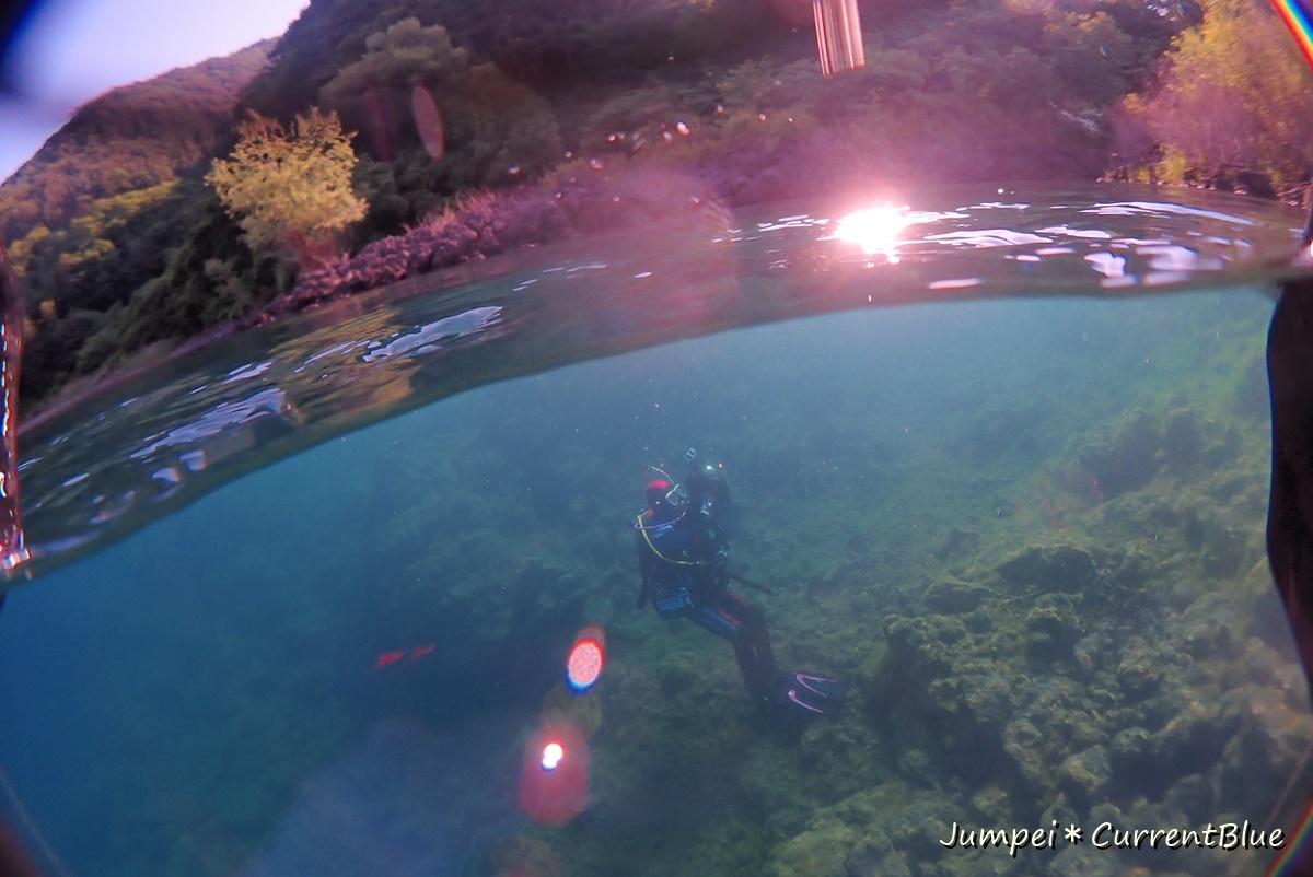 2本栖湖ダイビング (23)