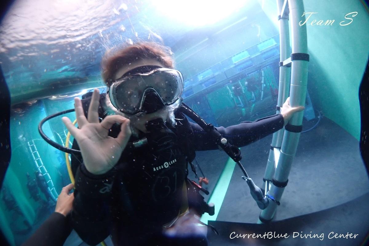 体験ダイビングプール (5)