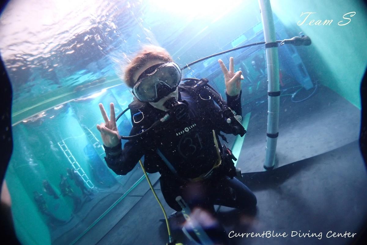 体験ダイビングプール (6)