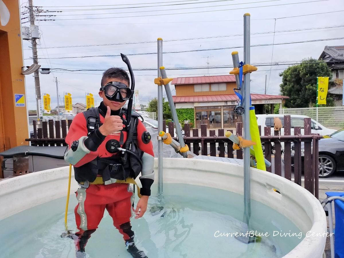高校生ダイビングスクール印西白井 (2)