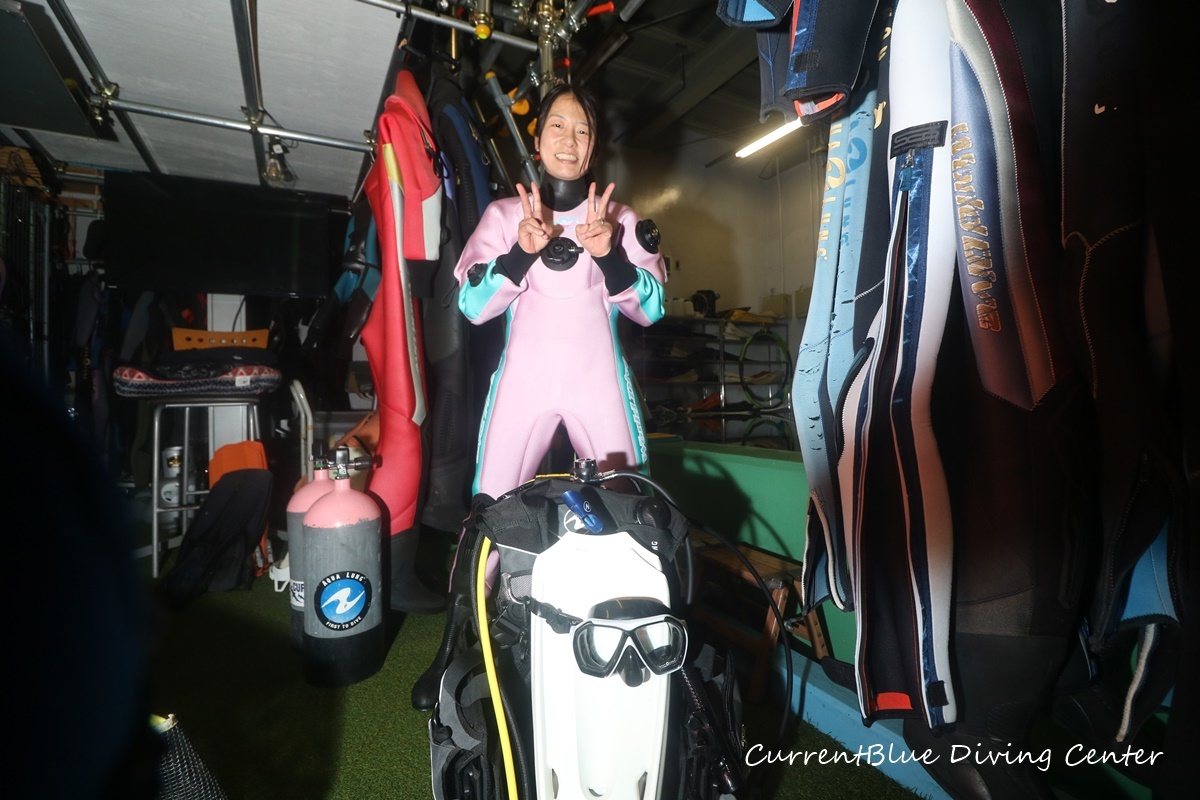 ダイビング器材練習プール練習白井印西千葉 (1)