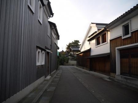 古い町並み(1)